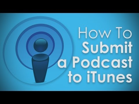 Where to submit your podcast – directories and apps
