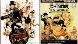 Bob Garcia parle de De Broca Spielberg et Hergé sur RTS1