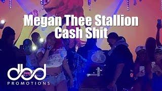 Megan Thee Stallion - Cash Shit ft. Da Baby (LIVE)