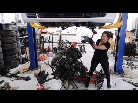 Saying Goodbye To My BMW 325i Engine