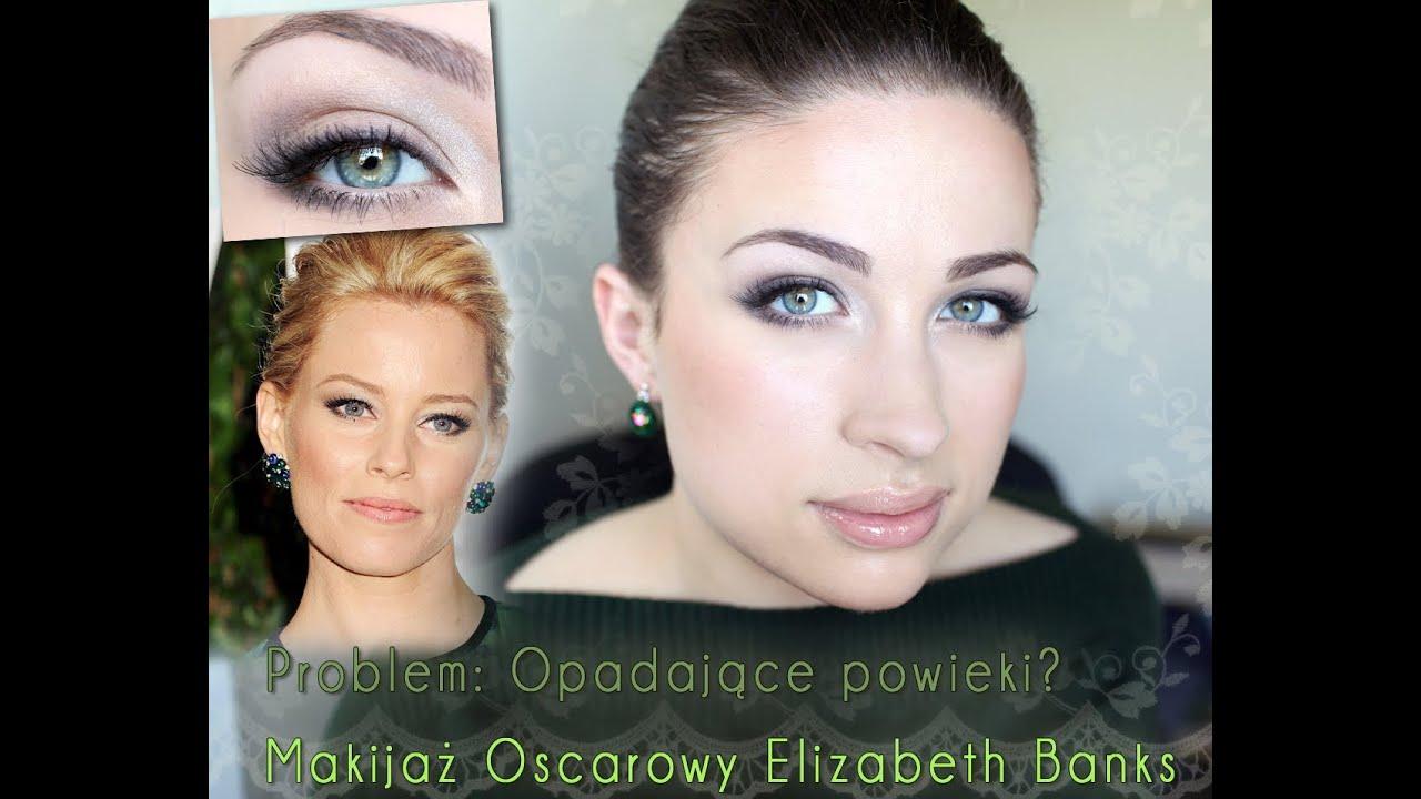 Opadająca Powieka Makijaż Elizabeth Banks Youtube