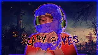 3 SCARY GAMES!