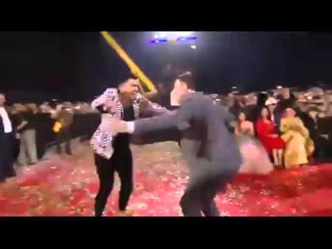 Ranveer Singh & Akshay Kumar Together Dance Performance   Star Screen Awards   2016