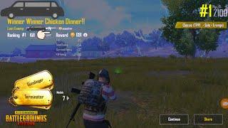 Pubg Mobile GamePlay Best Chicken Dinner Fight | Playerunknown