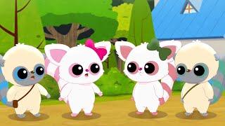 Download Юху и его друзья - Ненастоящие друзья - Смешные мультфильмы про зверят Mp3 and Videos