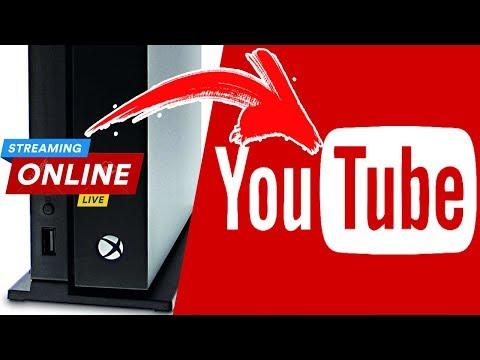 Как стримить на Youtube с XBOX ONE?