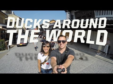 Ducks Around The World