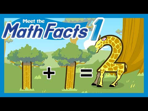 Meet the Math Facts Level 1 - 1+1=2