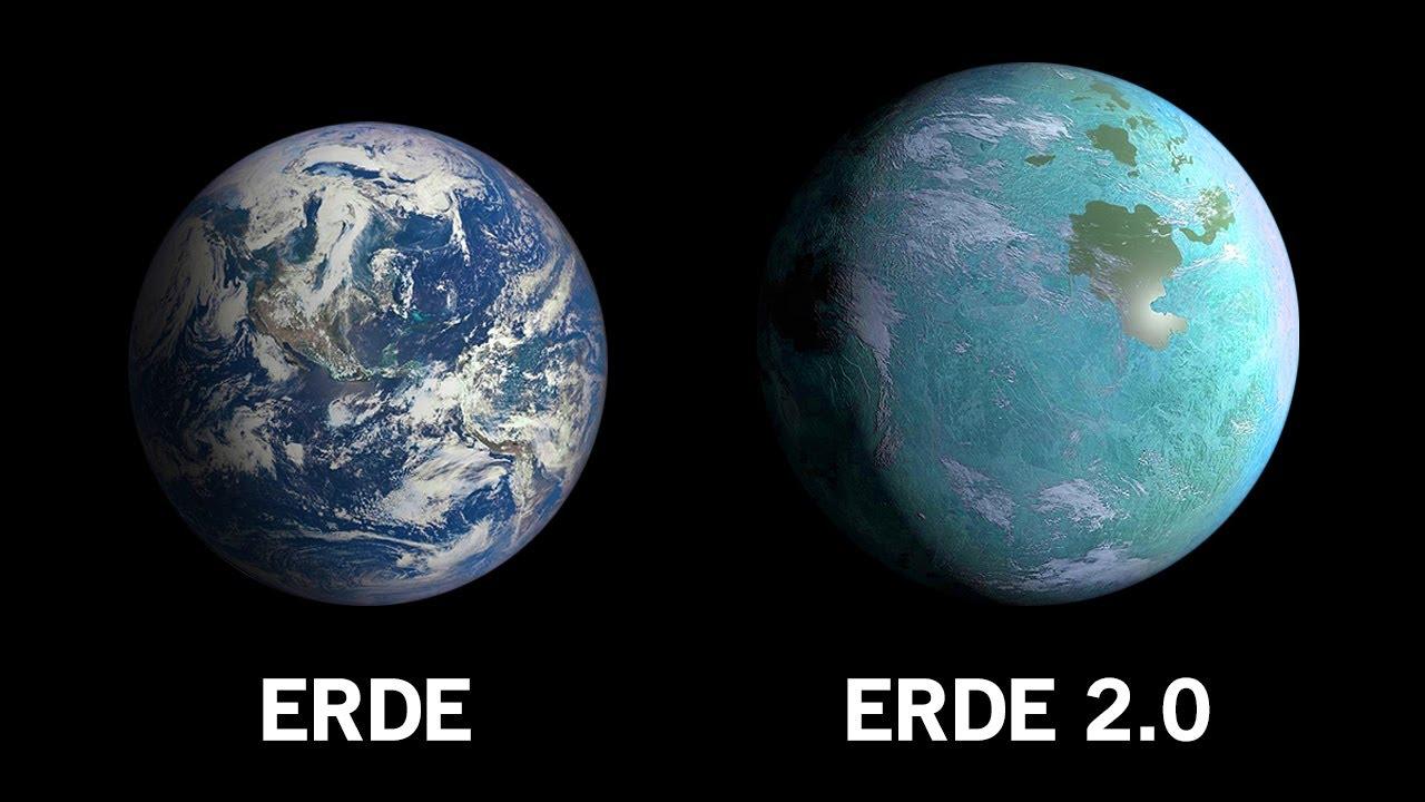 Die NASA entdeckte kürzlich 10 Planeten, die der Erde ähneln!