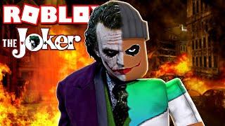 TRANSFORMING INTO JOKER!! | Roblox Super Villain Tycoon