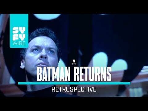 Batman Returns: Everything You Didn't Know | SYFY WIRE