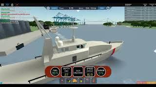 Roblox Dynamic Ship simulator 3 Ep1