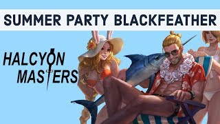 NEW Summer Party Blackfeather Skin and Lore Update 3.4