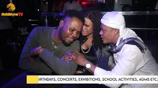 GLITZ, AND GLAMOUR OF NOLLYWOOD ACTOR, IJEBUU'S BIRTHDAY PARTY