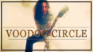 VOODOO CIRCLE - Trapped in Paradise (2015) // official clip // AFM Records