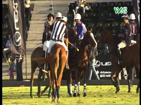 Emirates Open Polo Championship 2015 Final Day Part-3