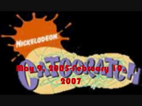Shows On Nicktoons! 1991-2009