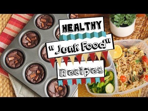 VEGAN School Lunch Ideas | HEALTHY BLACK BEAN BROWNIES