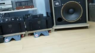 Mark Levinson No26 And ML2L With KRS... Dynamic Experience