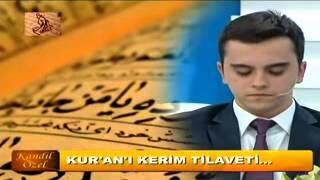 Alpcan Çelik Kuran-ı Kerim Tilaveti SÜPERR