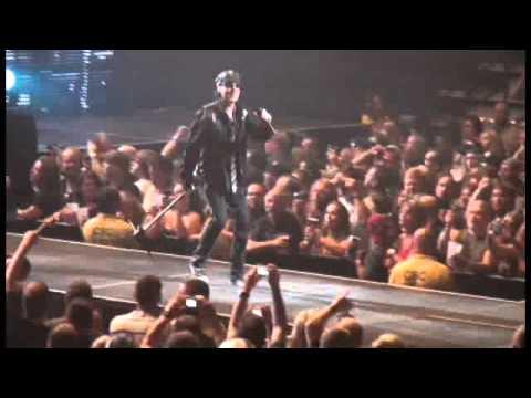 Scorpions live in Nashville, TN  USA 2010  Full show (part 01)