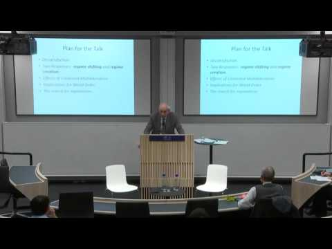 Public Lecture: Contested Multilateralism and World Order
