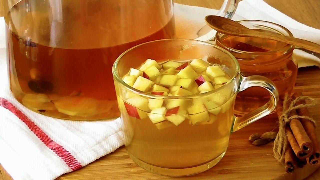 Збитень медовий - покроковий рецепт з фото
