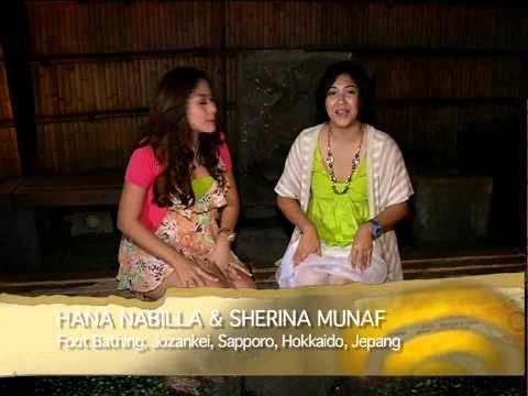 Pelesir MNCTV - Pakai Yukata Keliling Sapporo Kota With Sherina Munaf
