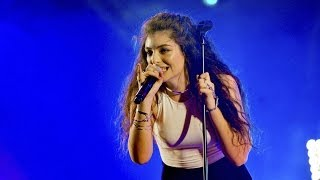 Lorde - Royals (BBC Radio 1's Big Weekend 2014)