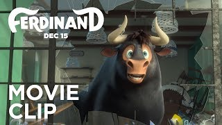 "Ferdinand | ""Bull in a China Shop"" Clip 