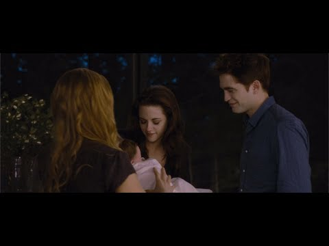 THE TWILIGHT SAGA: BREAKING DAWN - PART 2 - Teaser Trailer #2