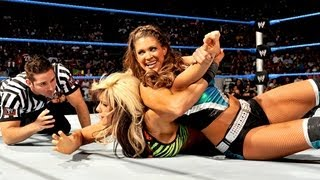 Kaitlyn vs. Eve: SmackDown, August 17, 2012  Winner