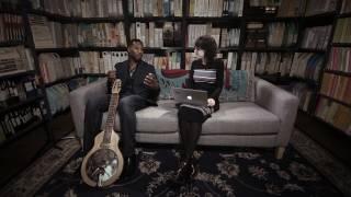 Robert Randolph - Interview - 2/22/2017 - Paste Studios, New York, NY