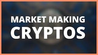 [ 16 - Formation Cryptos ] Stratégie de Spread Trading / Market Making