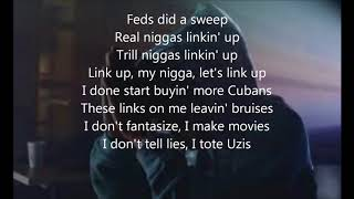 Future – Feds Did a Sweep Lyrics