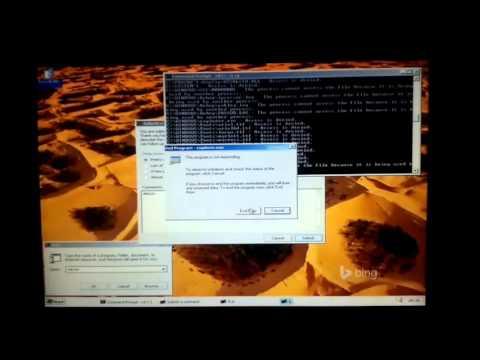 Windows Whistler Build 2257 Destruction