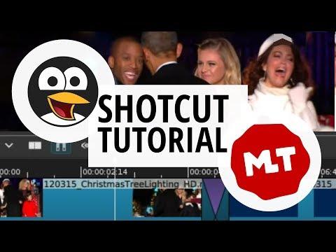 Shotcut Tutorial: Beginner Video Editing