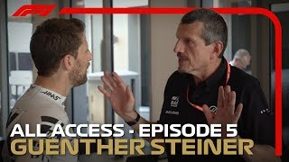 All Access | Episode 5: Guenther Steiner