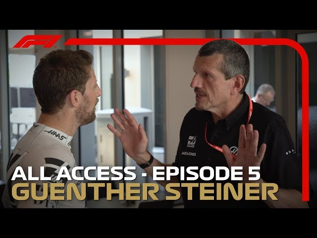 All Access   Episode 5: Guenther Steiner