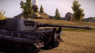 World of Tanks: Xbox 360 Edition - Release Trailer