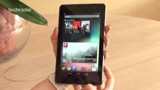 Nexus 7 Tablet Hands-on Demo Walk Through
