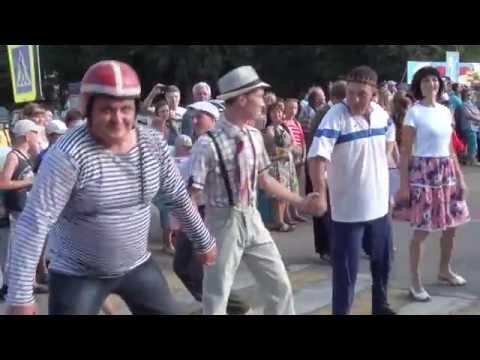 День Города 2016 Советск Часть 1 Карнавал