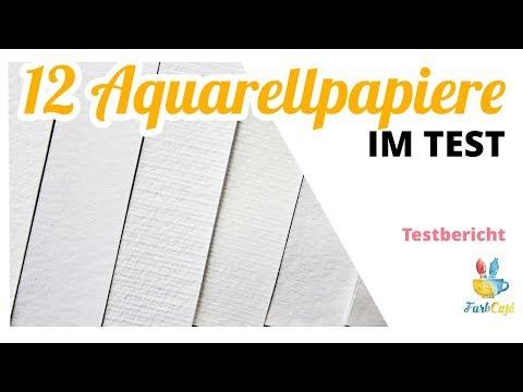 Hahnemühle Aquarellblock Aquarellpapier Echt Bütten rau 300g//m² 30x40cm 10Blatt