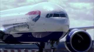 Boeing 777 Team:  Flown by the world