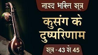 Gambar cover Narad Bhakti Sutra | Sutra 43 to 45 | Hita Ambrish Ji