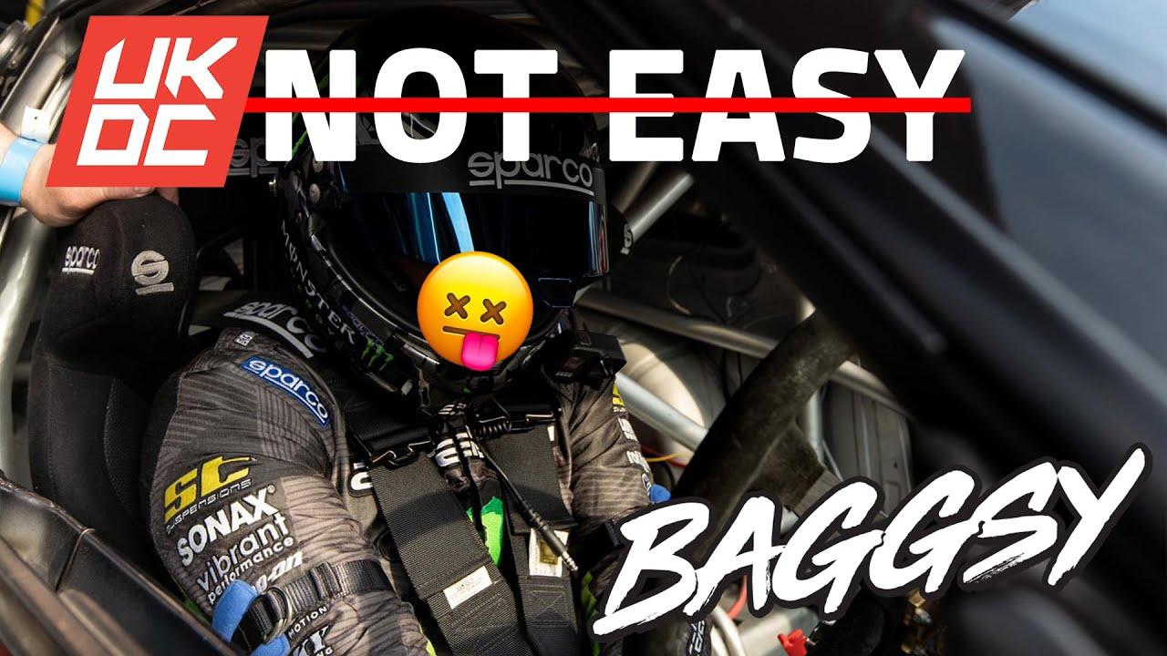 Fast cars, Big Boobs & Showbizniz - Baggsy UKDC #1 Vlog.
