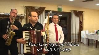 Biesiada weselna - Zespół Amadorro i d...