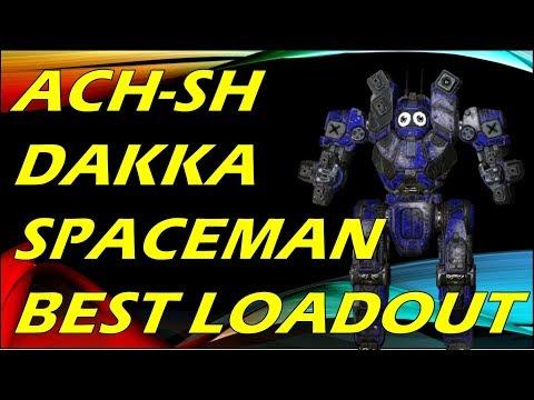 BEST LOADOUT - ARCTIC CHEETAH DAKKA SPACEMAN