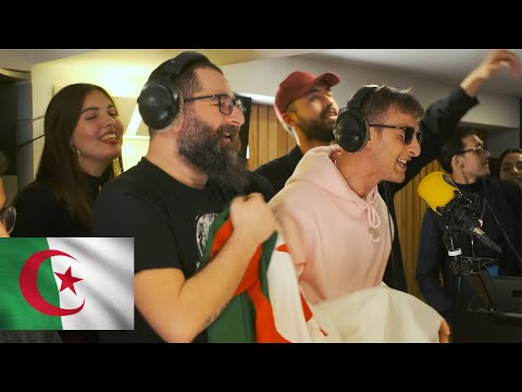 El Ghorba (Algerie) ft. Phobia Isaac #JowRadio