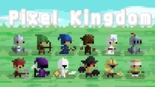 Pixel Kingdom - Gameplay Video
